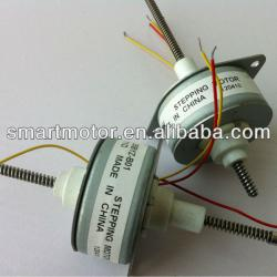 35BYZ-B01 non-captive permanent magnet linear stepper motor