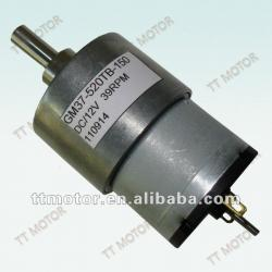 37mm dc gear motor and 10 kg cm gear motor