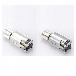 3V DC motor Z3OC1T8219651, SMT smallest vibration motor