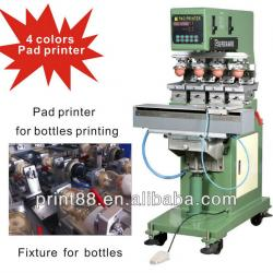 4-color Shutte tampo printing machine