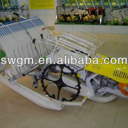 4 rows 250mm rows distance Walking type Rice transplanter