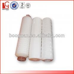 40 Inch Wound Cotton Filter Cartridge/ Wound Cartridge Core Stainless