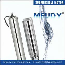 4SD, 6SD submersible deep well pump
