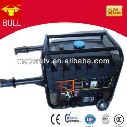 5 kw air cooling portable gasoline generator