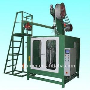 500series 12 spindles cord braiding machine (for rope 40mm) horn gear 500mm