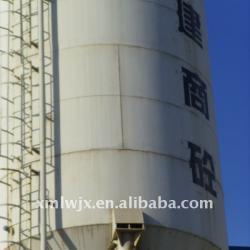 50T-1000T flexible silos for brick making