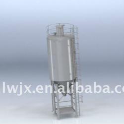 50T-1000T flexible silos for ecological brick machine