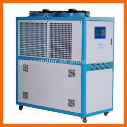 -5C~0C degree air cooled glycol chiller