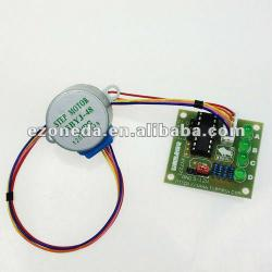 5v 4 Phase 5 Wire Reduction Stepper Motor Uln2003
