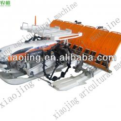 6 row rice transplanter with yamaha engine 300mm row pitch