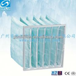 65% Nonwoven Pocket Filter Supplier