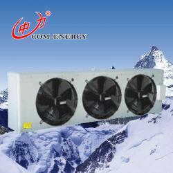 6mm Fin Space Heat Exchanger Air Cooler