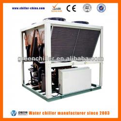 70Ton Cooling Capacity Water Screw Chiller for Water Treatment System