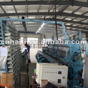 7mm pitch china Fishing Net Machine
