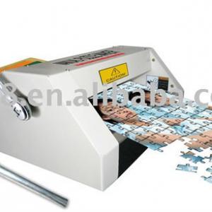 jigsaw puzzle die cutting machine