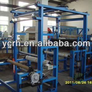 Abrasive coated Laminating Machine