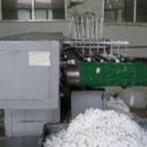 absorbent cotton ball making machine
