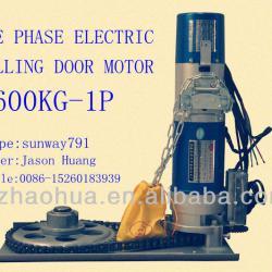 Ac 600kg rolling door motor