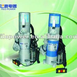 AC Roller Shutter Motor with Lifting Force of 200 to 2,000kgf and Stable Operation