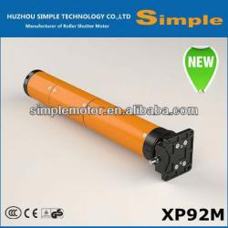 AC Tubular Motor for Roller Shutter 92mm manual type
