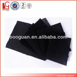 activated carbon filter active carbon fiber carbon filter