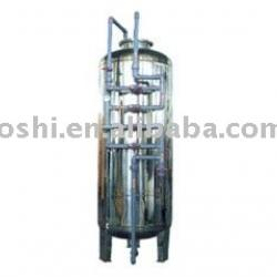 Activated carbon filter machine