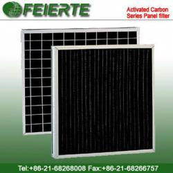 Activated Carbon Series Panel filter
