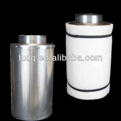 active Carbon Block filter for green house