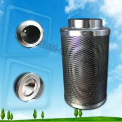 Active carbon filter for hydroponic