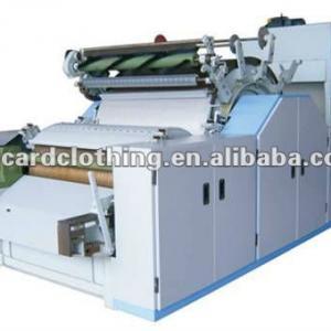 Advanced technology fiber carding machine