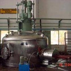Agitated Nutsche Filter For Food Industries
