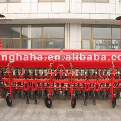Agricultural machine/ wheat planting machine/wheat planter/75-100hp/Discs openers/2BXF-24 disc wheat&fertilizer seeder