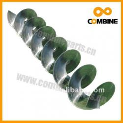 agricultural machines screw blade