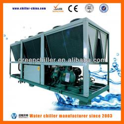 Air Cooling Screw Type Industrial Chillers