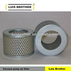 air filter for vacuum pump 532002