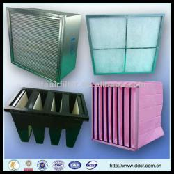 All kinds Air Filter (hepa,pocket,penal,V bank,filter bag..)