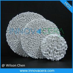 Alumina/Al2O3/Ceramic Foam Filter/for Aluminium Casting/INNOVACERA