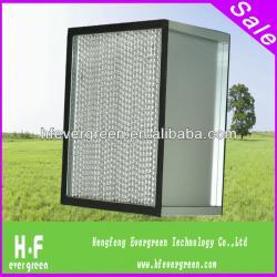 Aluminum Separator Box Hepa Filter
