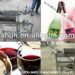 apple juice filter machine/cherry juice filter machine/ stainless steel wine filter//0086-13703827012