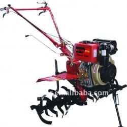 ATON XD178F,6 hp,Air-cooled,Recoil/Electric Start,Diesel engine Tiller(Cultivator)