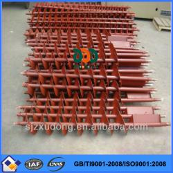 auger shaft for conveyor
