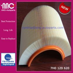 auto parts VOLKSWAGEN new Air Filter 7H0 129 620