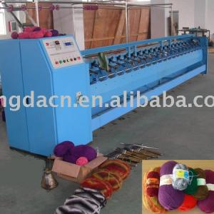 automatic ball winding machine