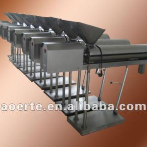 automatic capsule polisher machine