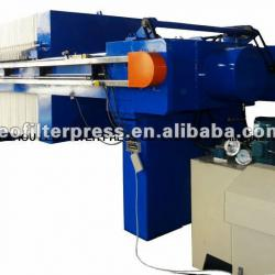 Automatic Chamber Membrane Filter Press System Designed by Leo Filter Press