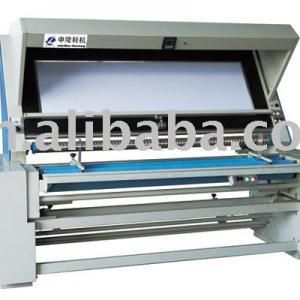 AUTOMATIC EDGE CONTROL FABRIC INSPECTION MACHINE