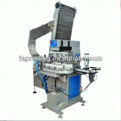 Automatic Four Color Pad Printing Equipment for Bottle Caps