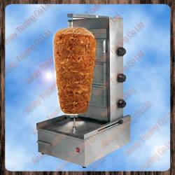 Automatic Gas Shawarma Machine for Beef/Lamb/Chicken/Mince