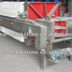 automatic high pressure membrane filter press high quality