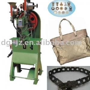Automatic Hollow Rivet Fixing Machine (JZ-989M)